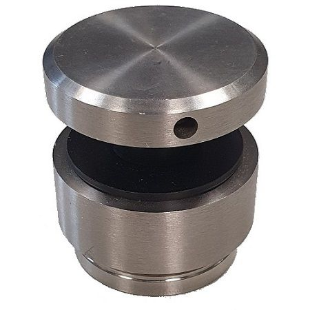 SEPARADOR REGULABLE Ø 40MM LARGO 35MM INOX SATINADO